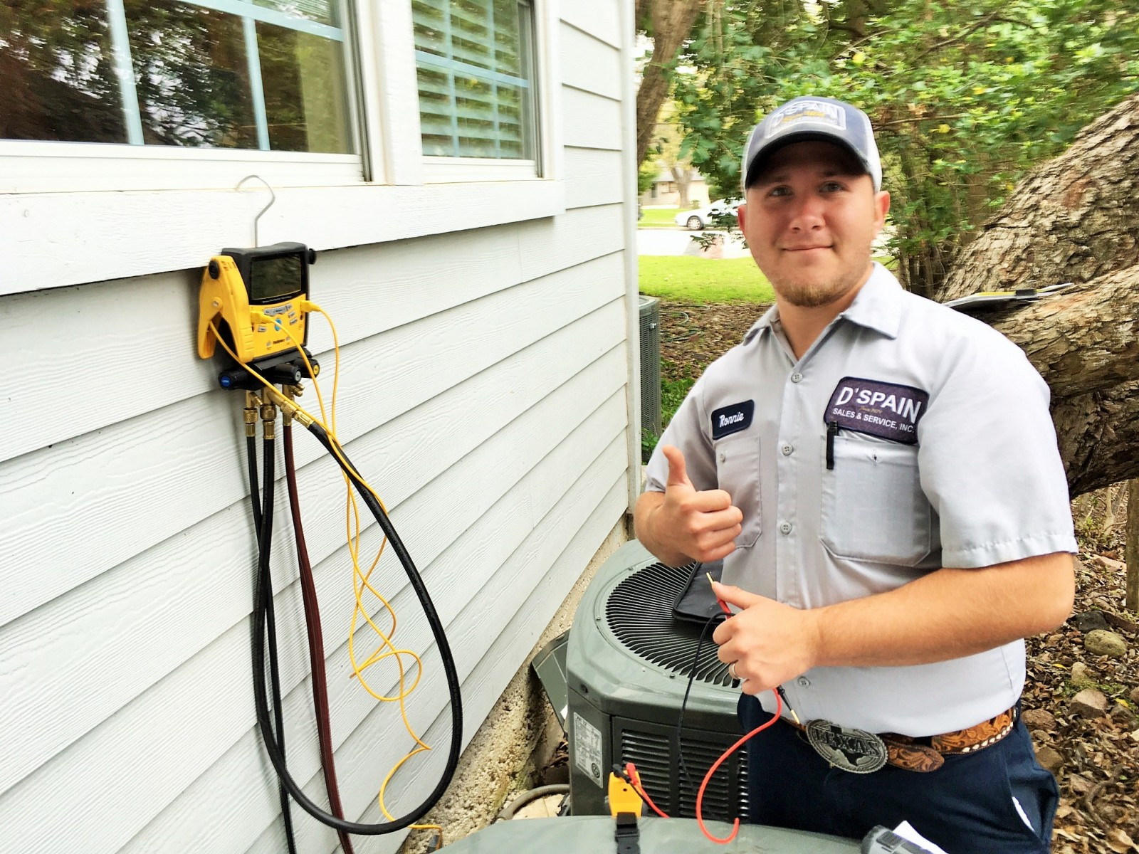 heating services in Boerne